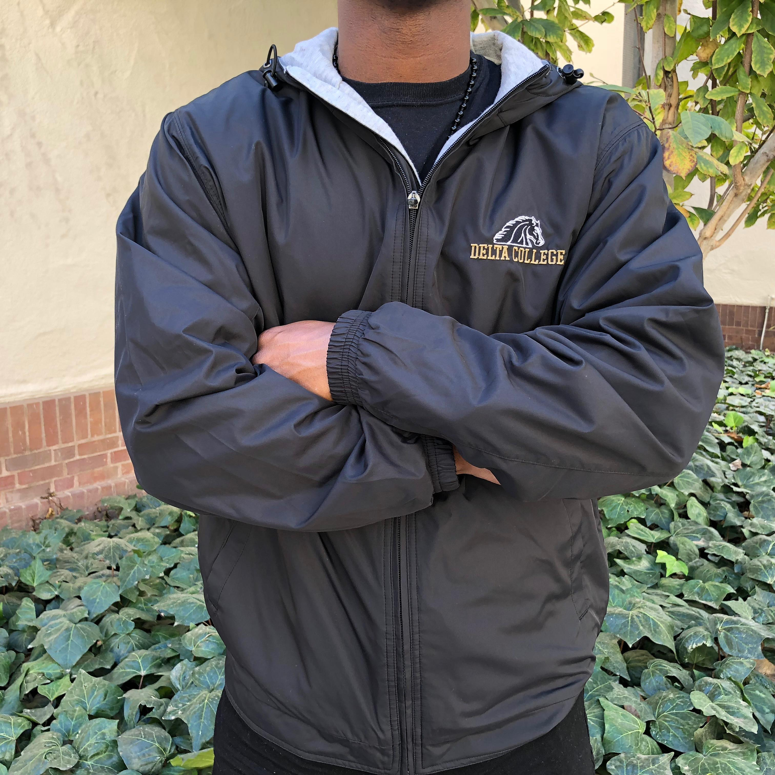 Cover Image For MUSTANG WEATHERPROOF JACKET MEDIUM