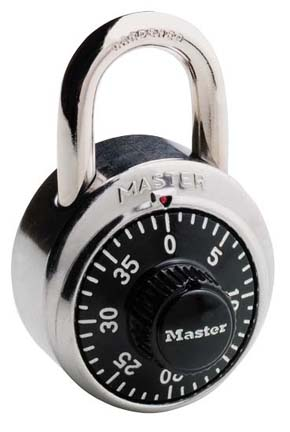 Image For MASTER LOCK 1500D