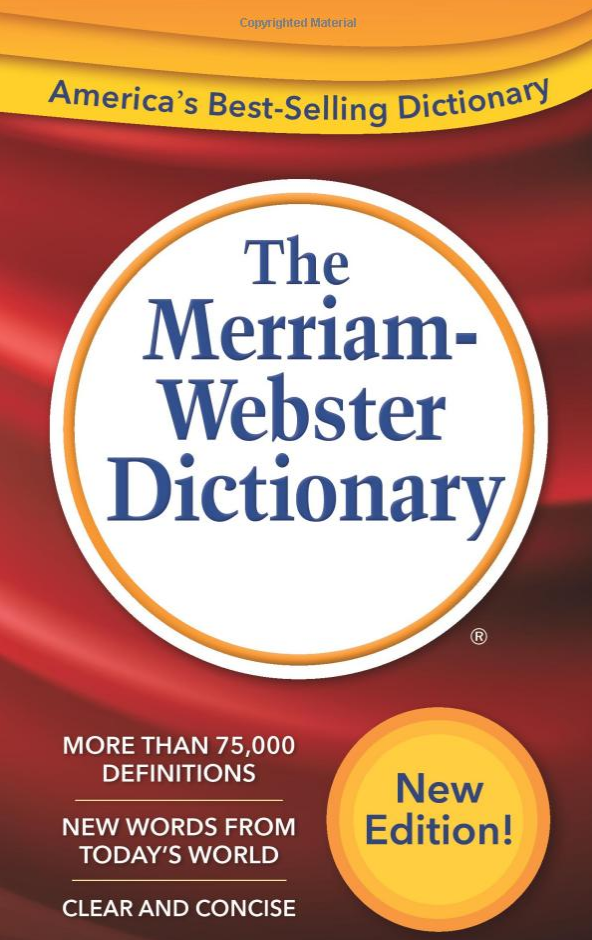 Image For MERRIAMWEBSTER DICTIONARY