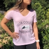 Cover Image for PINK/BLUE WOMEN'S V NECK