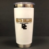 Cover Image for WHITE INSULATED TUMBLER 20 oz.