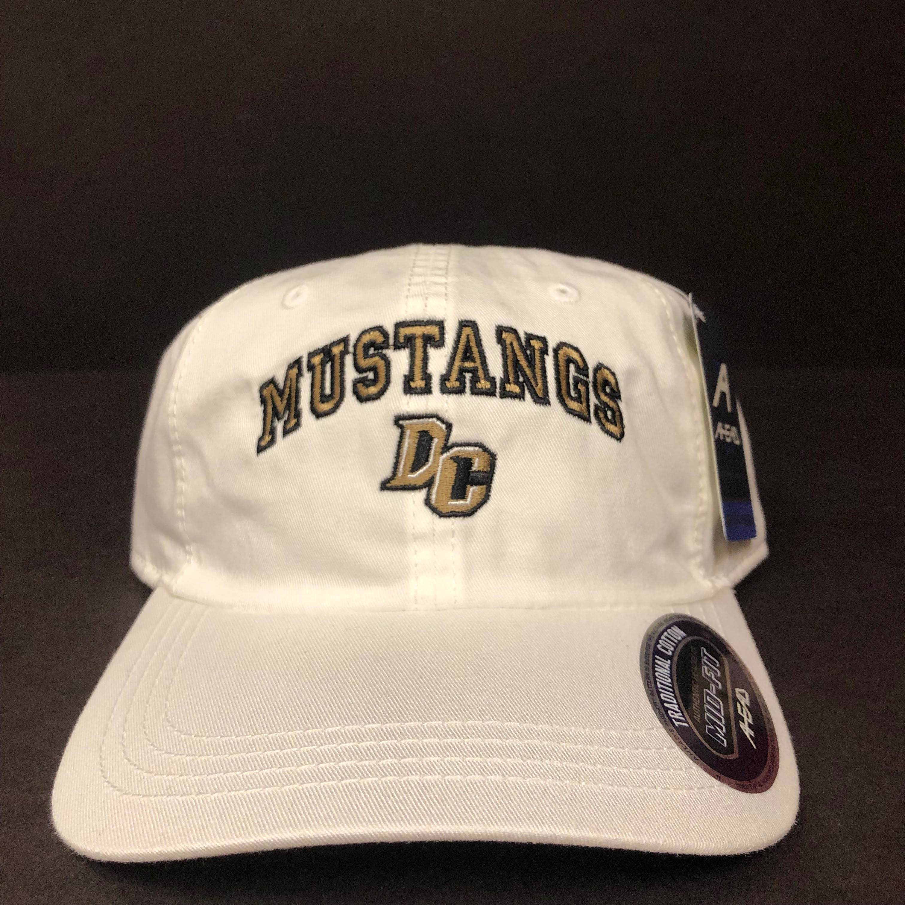 Image For WHITE UNSTRUCTURED CAP