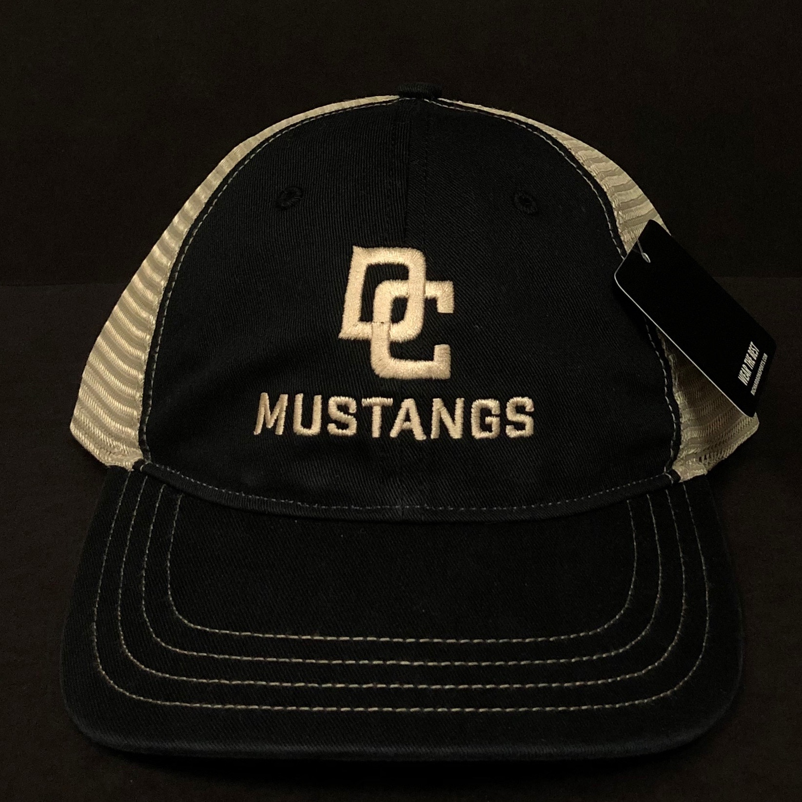 Image For BLACK/KHAKI SNAPBACK