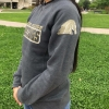 Cover Image for GRAY WOMENS FLEECE CREW