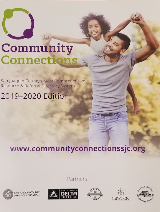 Image For COMMUNITY CONNECTIONS